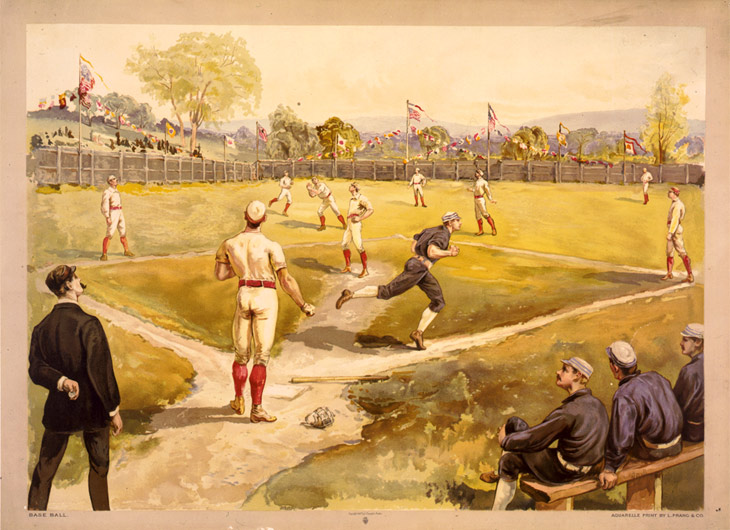 history of baseball essays